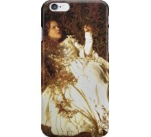 Waking from the dream iPhone Case/Skin
