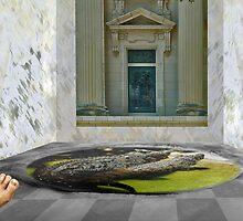 CROCODILE BATH by Paul Quixote Alleyne