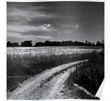 _ country road _ Poster
