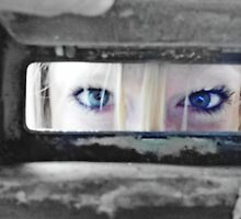 View through a LetterBox by westmajo