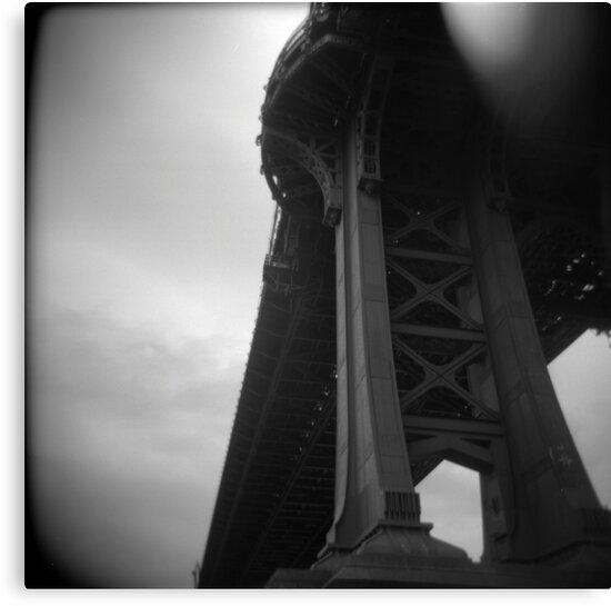 steel leg by Justin Waldinger