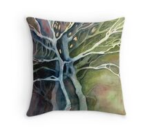 Can Trees Really be Negative? Throw Pillow