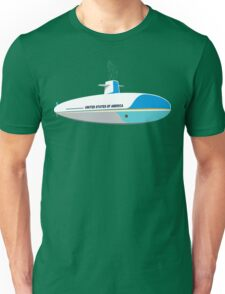 Submarine One Funny Geek Nerd Unisex T-Shirt