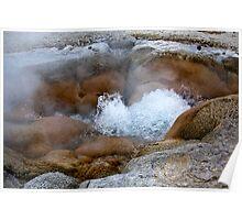 Boiling Geyser Poster