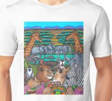 Colours of Africa Unisex T-Shirt