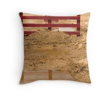 Another Obstacle to Overcome! Throw Pillow