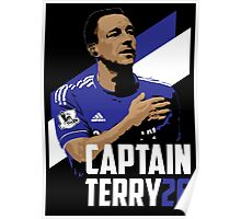 Captain Terry Poster