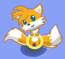 Tails Ring by mayiying89