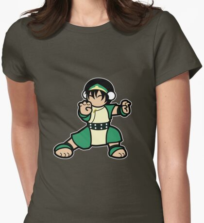 Toph Womens Fitted T-Shirt