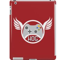 Head of Gaming Red iPad Case/Skin