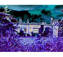 Lacock Abbey, National Trust Village Photographic Print