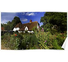 Farm House, Manor Farm Poster