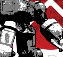 CORE Commander/Symbol Sticker