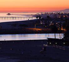 Newport Twilight by Talo Pinto