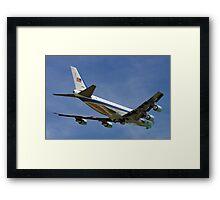 Air Force One Framed Print