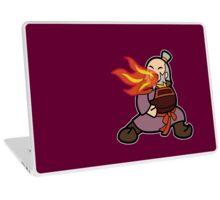 Dragon of the West Laptop Skin