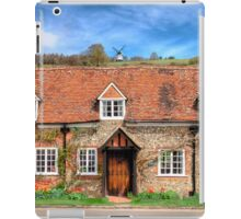 Turville - A Much Used Film Location - 3 iPad Case/Skin