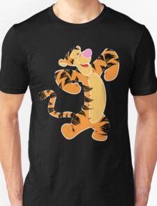 Tigger b Funny Geek Nerd T-Shirt