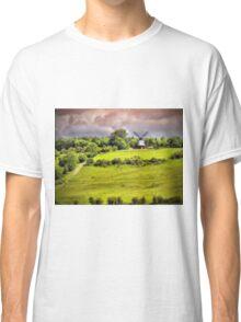 Cobstone Windmill - Turville - Orton Classic T-Shirt