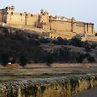 Amber Fort by 23kurtz