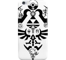 Magic Shield iPhone Case/Skin