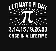 Ultimate pi day 2015 Funny Geek Nerd Unisex T-Shirt