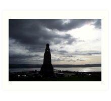 Dundee Law Art Print