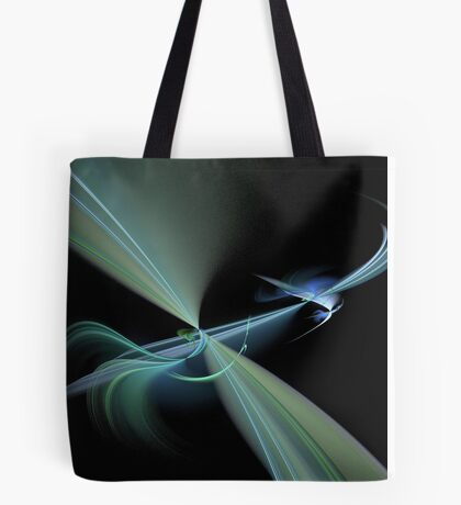Blue Ribbon Tote Bag