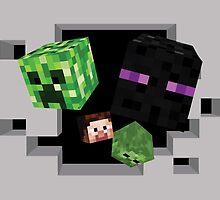 Minecraft by ciaca