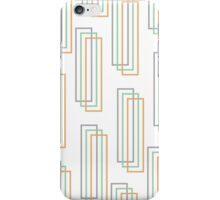 Tri-Colour (White) iPhone Case/Skin