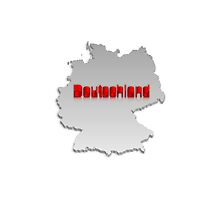 Map of Germany 3 by gruml