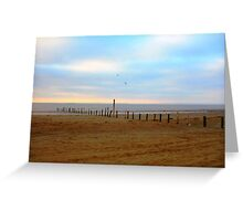 Tranquil Sands Greeting Card