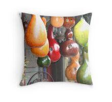 Gourd Decor Throw Pillow