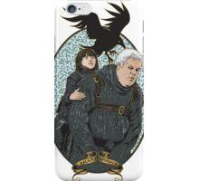 Hodor bran iPhone Case/Skin