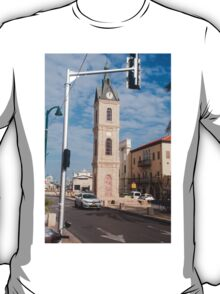 Israel, Jaffa, The Old clock tower in Jaffa,  T-Shirt