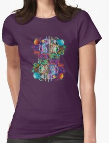 Psycluster Womens Fitted T-Shirt