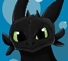 Toothless by Anuviel