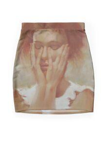 """"""" O M G ! """" Mini Skirt"""