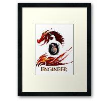Guild Wars 2 Engineer Framed Print