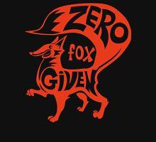 Zero Fox Given Funny Geek Nerd T-Shirt