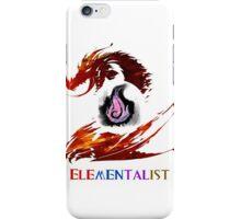 Guild Wars 2 Elementalist iPhone Case/Skin