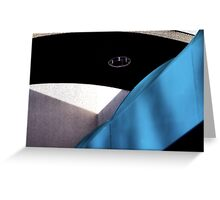 Awning and Arch Greeting Card