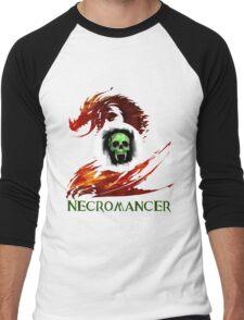 Guild Wars 2 Necromancer Men's Baseball ¾ T-Shirt