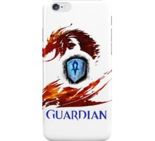 Guild Wars 2 Guardian iPhone Case/Skin