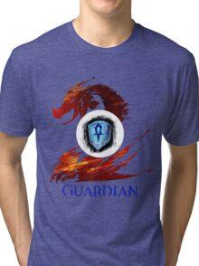 Guild Wars 2 Guardian Tri-blend T-Shirt
