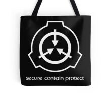 Secure Contain Protect Tote Bag