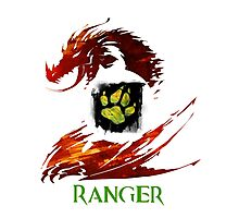 Guild Wars 2 Ranger Photographic Print
