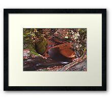 The Whirlpool Framed Print