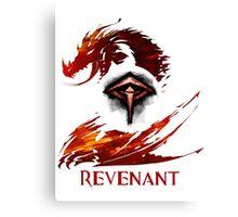 Guild Wars 2 Revenant Canvas Print