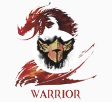 Guild Wars 2 Warrior  by GuyDude1337